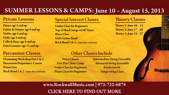 Summer Camps Rockwall